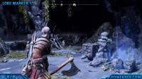 《战神4》全收集100%视频攻略5.Volunder Mines 区域