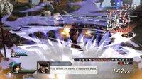 混沌王:《战国无双4-2》故事模式纯实况解说(困难:绊之章第一关)