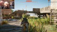 【游侠网】E32017《刺客信条:起源》30分钟演示