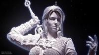 【游侠网】PRIME 1 STUDIO《巫师3:狂猎》希里雕像