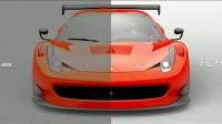 【游侠网】《Gran Turismo Sport》HDR和广色域效果 对比演示