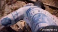 《战神4》洛基boss战完整演示视频