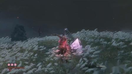 《只狼》52秒暴力速杀剑圣 苇名一心