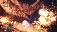 【游侠网】PSX 2017《怪物猎人世界》洛克人联动