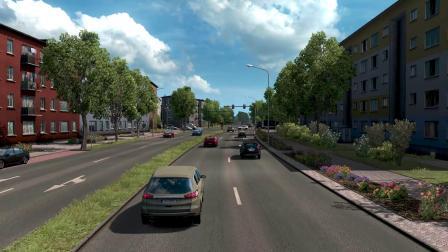 """《欧洲卡车模拟2》""""波罗的海彼岸""""DLC发售预告"""