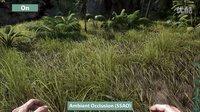 《方舟:生存进化》PC版画面对比