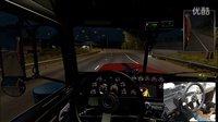 G27盘子试玩美国卡车模拟+高级停靠2(H档擎天柱)