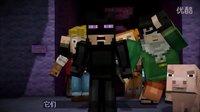 我的世界Minecraft【大橙子】故事模式新体验第3章P2-你们中出了一个叛徒