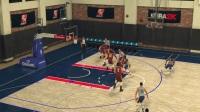 《NBA2K18》 DEMO勇士战术演示视频