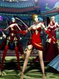 黑夜传说之狼人归来 众多游戏主角齐跳《小苹果》《最炫民族风》
