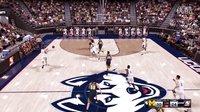 布鲁【NBA2K16】MC生涯模式 大学9分钟狂砍35分!选秀前三顺位!(二)