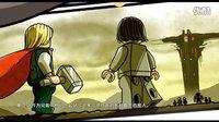 【电玩堂】不二《乐高复仇者联盟》流程解说10 迷失乙太