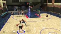 《NBA2k20》脚踝终结者运球教学转身、背运