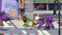 【游侠网】《忍者神龟:施莱德的复仇》实机演示