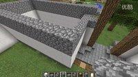 【舍长制造】我的世界(Minecraft)手残联萌领域服11 真·四合院!
