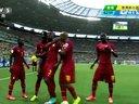 [集锦]德国2-2加纳 克洛泽破门追平大罗15球纪录 140622