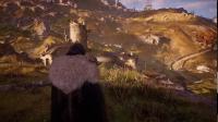 《刺客信条英灵殿》女艾沃尔全神话盔甲展示
