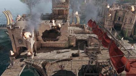 《荣耀战魂》第三年第一赛季新地图:海港预告