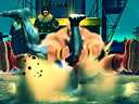 【游侠网】《终极街头霸王4》PS4预告片