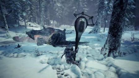 《怪物猎人世界》全武器新动作介绍10.狩猎笛