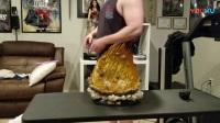 【游侠网】《龙珠》贝吉塔自爆雕像开箱