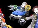 3DS《化石挖掘者 :无限齿轮》第四弹PV,2月27日发售!