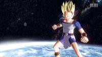龙珠超宇宙:超级赛亚人加贝VS超3布罗利!【作衬Sama】