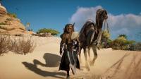 《刺客信条:起源》新法老套装+木乃伊骆驼坐骑