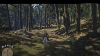 《荒野大镖客2》全隐藏近战武器收集11.劈砍短斧