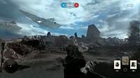 卷毛&纯黑《星球大战:前线》PS4版BETA测试 占领模式的大腿!