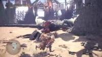 《怪物猎人世界》如何用锤子给毒妖鸟头上加BUFF