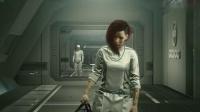 《赛博朋克2077》全结局分支选项剧情6.选择荒坂,结局选回地球