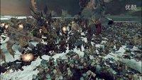 战锤全面战争最高画质史诗大战:混沌激战高防矮人