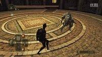 《黑暗之魂2》海德骑士新手打法视频攻略