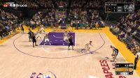 【布鲁】NBA2K17生涯模式:挑战马刺!全场遭遇莱昂纳德(十四)
