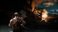 【游侠网】PS4《战神4》新试玩演示:探索、战斗、父子互动