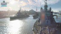 皇家海军来了《战舰世界》英巡上线