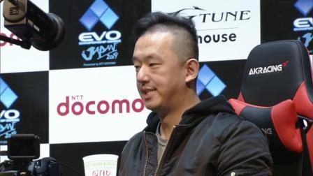 EVO日本站《拳皇14》最终决赛片段