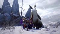【游侠网】《怪物猎人:崛起》白兔兽演示