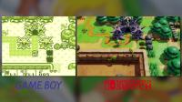 【游侠网】Switch版《塞尔达传说:梦见岛》与GB版原作对比影像