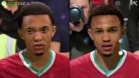 【游侠网】《fifa 21》次世代主机画面对比