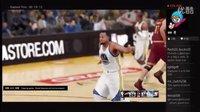 Nba 2k16 Gameplay - Cavaliers vs. Warriors