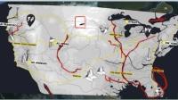 《飙酷车神2》地图和一代对比视频:Part2