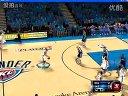 NBA2K12王朝模式季后赛:雷霆VS小牛(上半场)