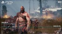 【游侠网】Digital Foundry《战神4》PS5版测试