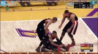 NBA2K17-好消息!利拉德赛季报销!-生涯模式27