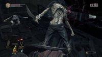 《黑暗之魂3》中文版 实况流程解说02-洛斯里克的高墙 两头火龙吓死宝宝了
