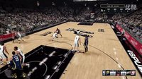 【忏悔曲】NBA2K16MC模式普通难度最高画质 EP14 对战阿尔德里奇老东家超音速