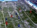 FIFA15最新试玩演示下雪天气 Chelsea vs FC Barcelona(Snow Conditions)