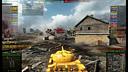 子涵天下:《坦克世界》有仇必报的183和黄金59逆袭